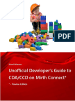 Unofficial Developer's Guide to CCD on Mirth Connect
