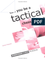 Can You Be a Tactical Chess Genius