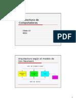 Arqui Compu(Clase 15)RISC