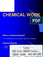 Chemical Work