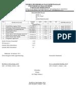 Format Transkrip Nilai Reni S