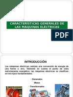 Caract Generales Máquinas Eléctricas (Vi)_2014-II