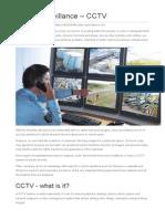 Video Surveilance CCTV Pt