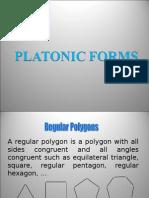 Platonic Forms 1