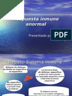 Clase 3 Respuesta Inmune Anormal