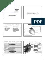 2 Model-model Manajemen Bencana