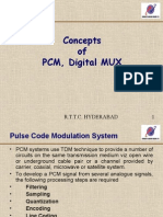 PCM MUX Hierarchy New
