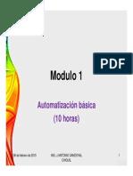Modulo 1-Automatización Básica
