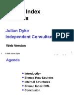 Bit Map Index Internals