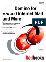 Lotus Domino for AS400 Internet Mail and More