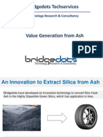 Bridgedots - Ash to Silica Technology - Aug 2014.pdf