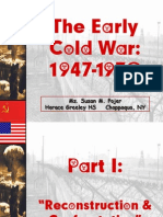 Cold War - a brief PPT