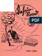 1929-1930 - Daheim-Record 1929-1930