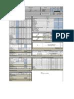 Standard Heat Load Sheet_SI Units