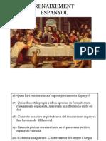 4.- Renaixement Espanyol