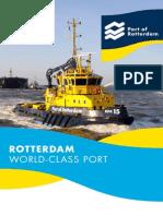 Rotterdam World Class Port