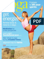 Yoga Journal March 2009