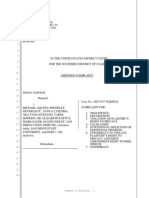 4981526 Diana Napolis vs Michael Aquino Lawsuit 2008