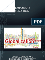 Contemporary Globalization PPT