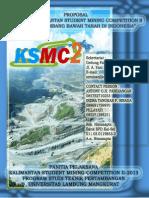 Proposal KSMC Seminar UNLAM