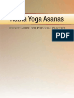 Hathy Yoga Asanas - Pocket Guide for Personal Practice
