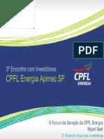 O Futuro Da Geração Da CPFL Energia - Sr_ Miguel Saad