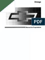 Manual Do Proprietário Omega 2.2 e 4.1