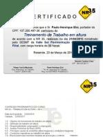 CERTIFICADO NR 35.ppt