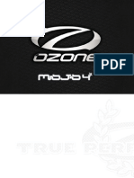 Ozone Mojo-4 Paraglider User Manual