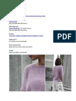 Classic Angora Sweater