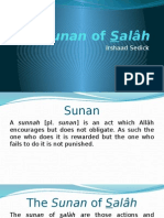 The Sunan of Salâh