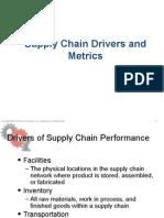 SC Drivers and Metrics