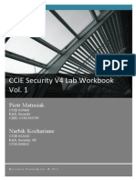 Narbik CCIE Security V4 WorkBook Vol1 Editable (ASA, VPN)