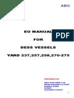 Abg-270 Eo Manual