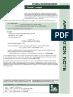 Calculating Solder Paste Usage 98807 a4 r0