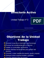 UT3 Active Directory Part1