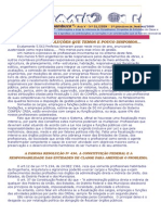 Boletim Dicas Do Pernambuco - Janeiro 2009 - 01 09 - Word - Das Boas Resoluções Que Temos e Pouco Dispomos