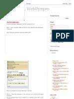 SAP ABAP, WebDynpro Alv Comp