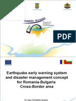INFP Constantin Ionescu Romania EEWS