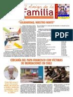 EL AMIGO DE LA FAMILIA domingo 5 abril 2015