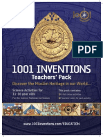 1001 Inventions (Teachers Packs)