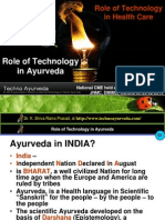 Role of Technology in Ayurveda.pdf