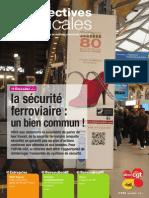 Perspectives Syndicales Le journal des cadres et agents de maîtrise cheminots de la CGT