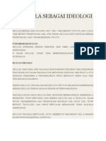 PANCASILA SEBAGAI IDEOLOGI.doc
