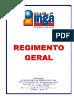 Regimento Faculdade Inga MEC