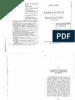 60 - Experiencia y Educación (Cáps 1,2 y 3)