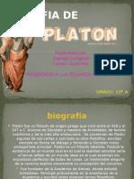 Biografia de Platon presentacion