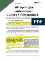 Abenza David - Cultura Y Personalidad
