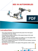 Gearboxes Class Ppt