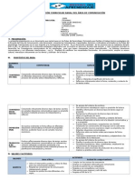 Programacion  y Uniades 2015-Op